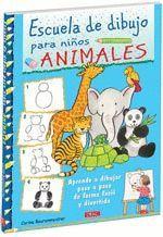 ESCUELA DE DIBUJO PARA NIÑOS DE ANIMALES