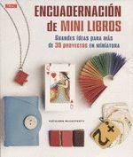 ENCUADERNACION DE MINI LIBROS