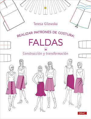 REALIZAR PATRONES DE COSTURA. FALDAS