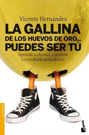 GALLINA DE LOS HUEVOS DE ORO... PUEDES SER TU-BOOKET-3250