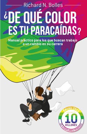 DE QUE COLOR ES TU PARACAIDAS.GESTION 2000-RUST