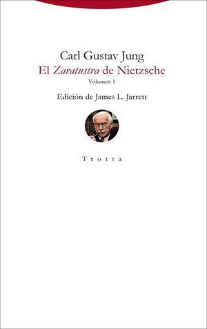 ZARATUSTRA DE NIETZSCHE,EL.VOL-001.TROTTA