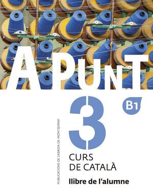 A PUNT. LLIBRE DE L'ALUMNE 3
