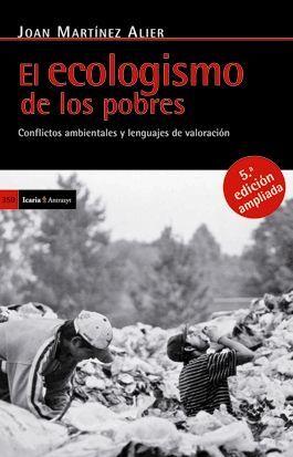 ECOLOGISMO DE LOS POBRES,EL. ICARIA-359-RUST