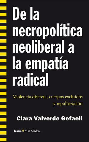 DE LA NECROPOLITICA NEOLIBERAL, 122