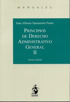 PRINCIPIOS DE DERECHO ADMINISTRATIVO GENERAL II
