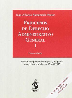 PRINCIPIOS DE DERECHO ADMINISTRATIVO GENERAL TOMO
