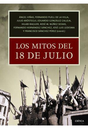 MITOS DEL 18 DE JULIO, LOS.CRITICA-DURA