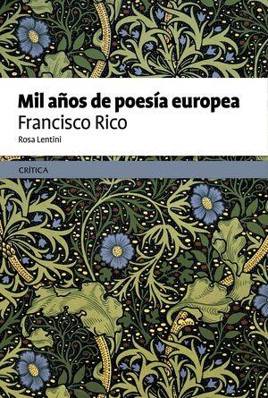 MIL AÑOS DE POESIA EUROPEA