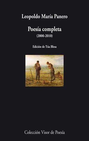 POESÍA COMPLETA (2000-2012). VISOR-834