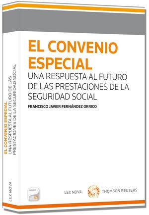 CONVENIO ESPECIAL, EL (PACK DÚO PAPEL + CLAVE E-BOOK)
