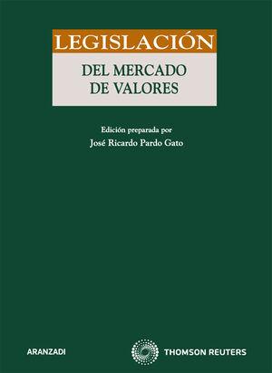 LEGISLACION DEL MERCADO DE VALORES