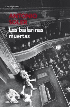 BAILARINAS MUERTAS,LAS. DEBOLSILLO-CONTEMPORANEA