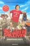 VIAJES DE GULLIVER, LOS.DEBOLSILLO