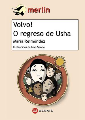VOLVO! O REGRESO DE USHA