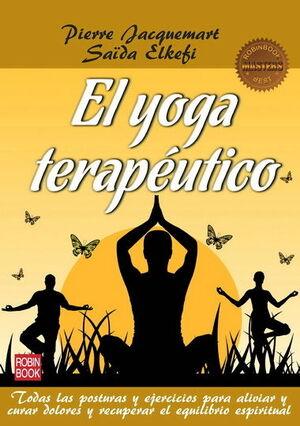 YOGA TERAPEUTICO, EL. ROBIN BOOK-RUST