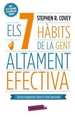 7 HÀBITS DE LA GENT ALTAMENT EFECTIVA,ELS.LABUTXACA