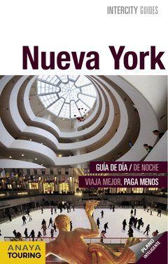 NUEVA YORK.INTERCITY GUIDES.ED15.ANAYA TOURING