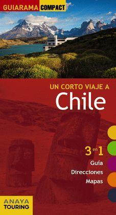 CHILE.GUIARAMA COMPACT.ED17.ANAYA TOURING