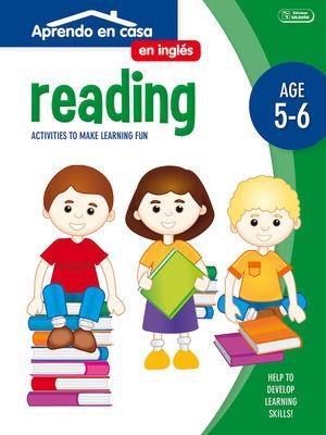 APRENDO EN CASA INGLES (5-6 AÑOS) READING
