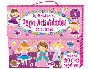 CARPETA 1000 PEGA ACTIVIDADES NIÑAS.