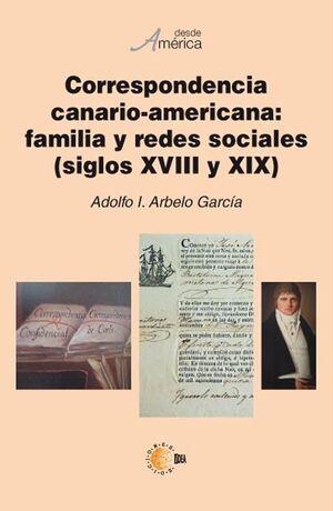 CORRESPONDENCIA CANARIO-AMERICANA