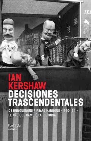 DECISIONES TRASCENDENTALES. PENINSULA-308-RUST