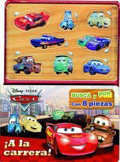 CARS. BUSCA Y PON