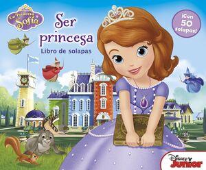 PRINCESA SOFIA. LIBRO DE SOLAPAS