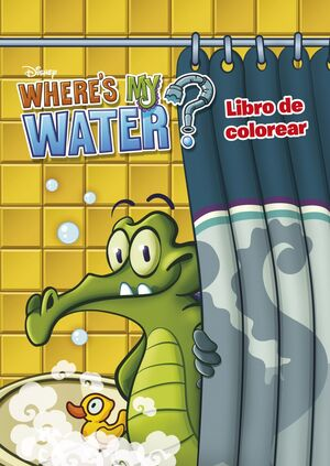 WHERE'S MY WATER. SUPERCOLOR