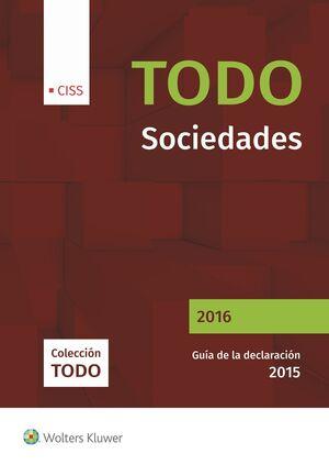 TODO SOCIEDADES 2016
