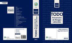 TODO PREVENCIÓN DE RIESGOS LABORALES 2012