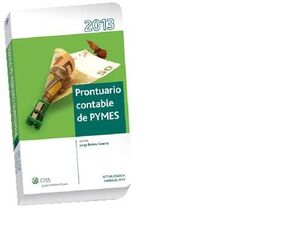 PRONTUARIO CONTABLE DE PYMES 2013
