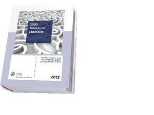 2000 SOLUCIONES LABORALES 2013