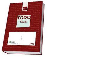 TODO FISCAL 2013