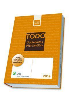 TODO SOCIEDADES MERCANTILES 2014