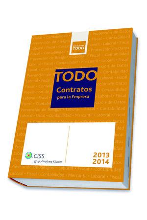 TODO CONTRATOS PARA LA EMPRESA 2013-2014