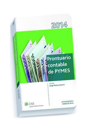 PRONTUARIO CONTABLE DE PYMES 2014