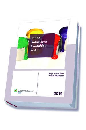 2000 SOLUCIONES CONTABLES PGC 2015