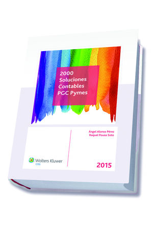 2000 SOLUCIONES CONTABLES PGC PYMES 2015