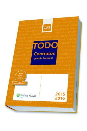 TODO CONTRATOS PARA LA EMPRESA 2015-2016