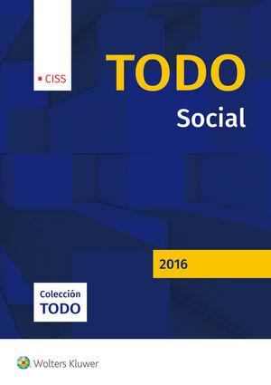 TODO SOCIAL 2016