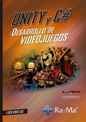 UNITY Y C# DESARROLLO DE VIDEOJUEGOS
