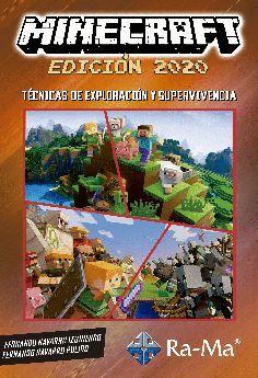 MINECRAFT, EDICION 2020 TECNICAS DE EXPLORACION Y SUPERVIVENCIA