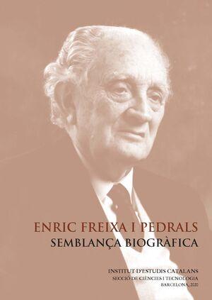 ENRIC FREIXA I PEDRALS