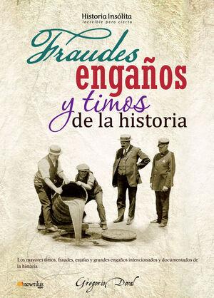 FRAUDES, ENGAÑOS Y TIMOS DE LA HISTORIA. NOWTILUS-RUST