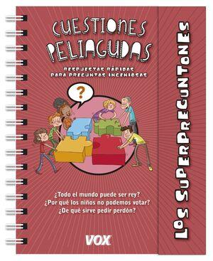 LOS SUPERPREGUNTONES / CUESTIONES PELIAGUDAS