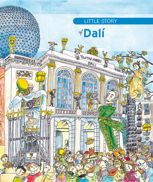 LITTLE STORY OF DALÍ
