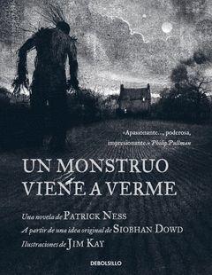 MONSTRUO VIENE A VERME,UN (ILUSTRADO). DEBOLSILLO-DURA