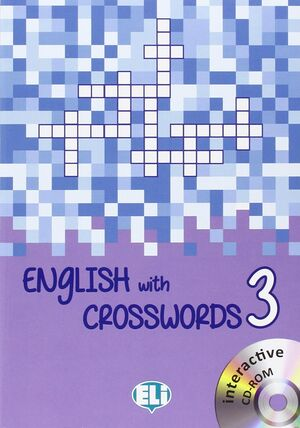 ENGLISH WITH CROSSWORDS 3 DVD